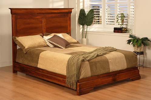Phillipe Bed /w Rail Wrap