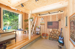 作業小屋 | 九州・福岡の小さなログハウスキット