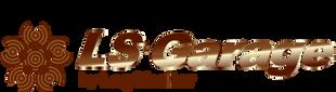 九州・福岡の木製ガレージのロゴ