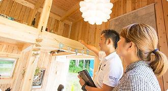 管理体制と保証の付いたログ | 九州・福岡のログハウスキット
