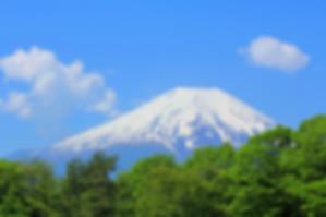 日本の象徴富士山