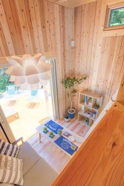 セルフビルド | 九州・福岡の小さなログハウスキット