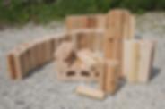 LS-Block(ガーデニングブロック)の材料