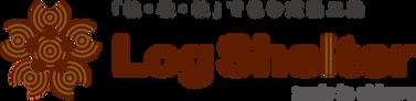 九州・福岡のログハウスキットのロゴ