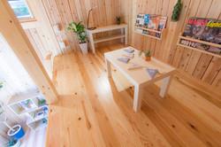 福岡のロフト付き | 九州・福岡の小さなログハウスキット