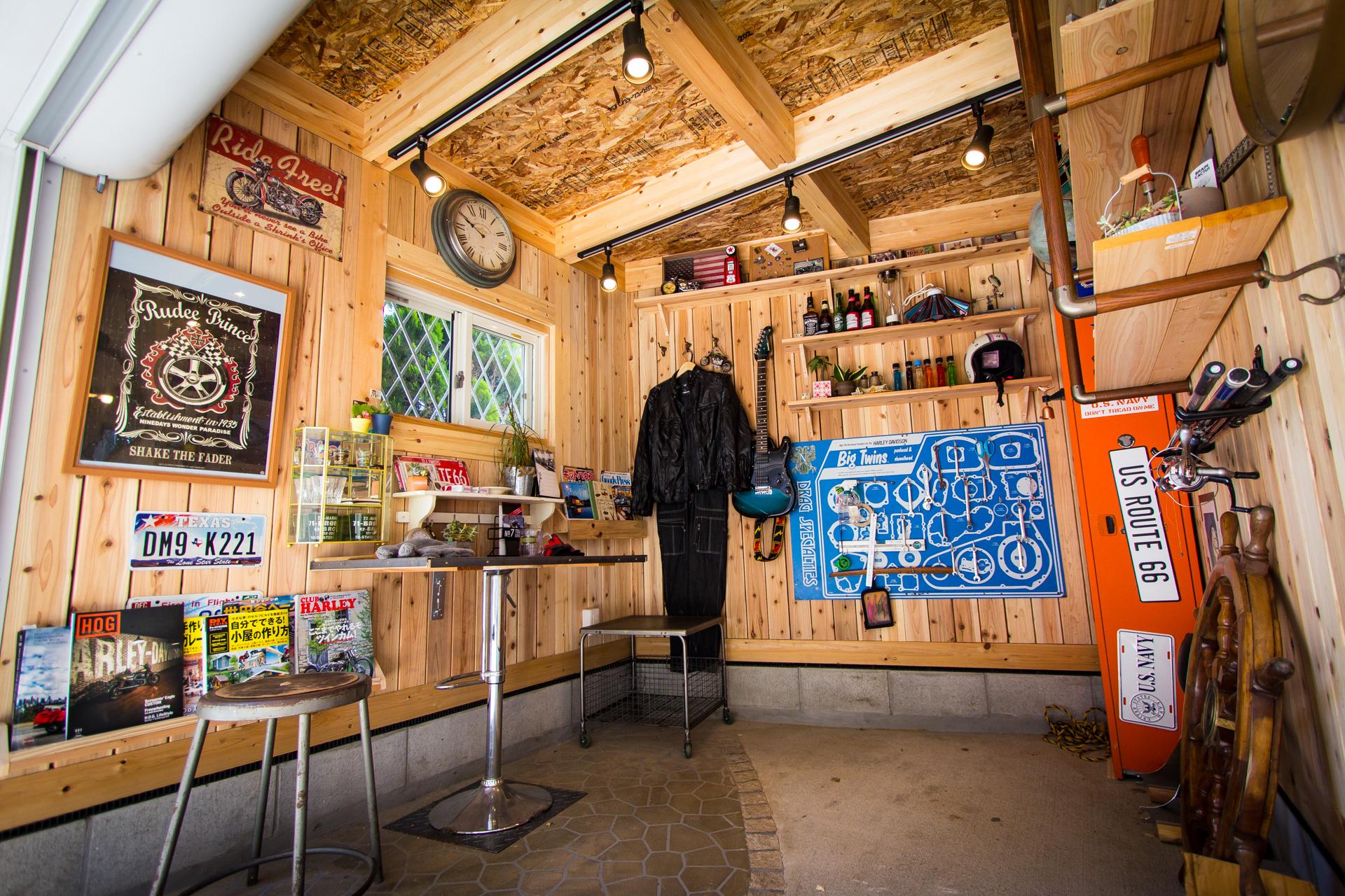 バイクスーツやバイクグローブ | 九州・福岡のガレージ