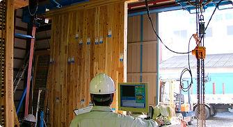 ログハウスの耐震性 | 九州・福岡のログハウスキット