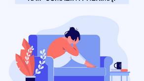 Kaip sumažinti nerimą?