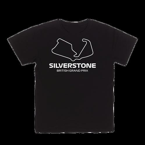 Camiseta Silverstone