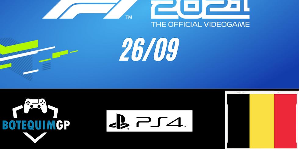 GP BÉLGICA - LIGA BOTEQUIM GP F1 2021