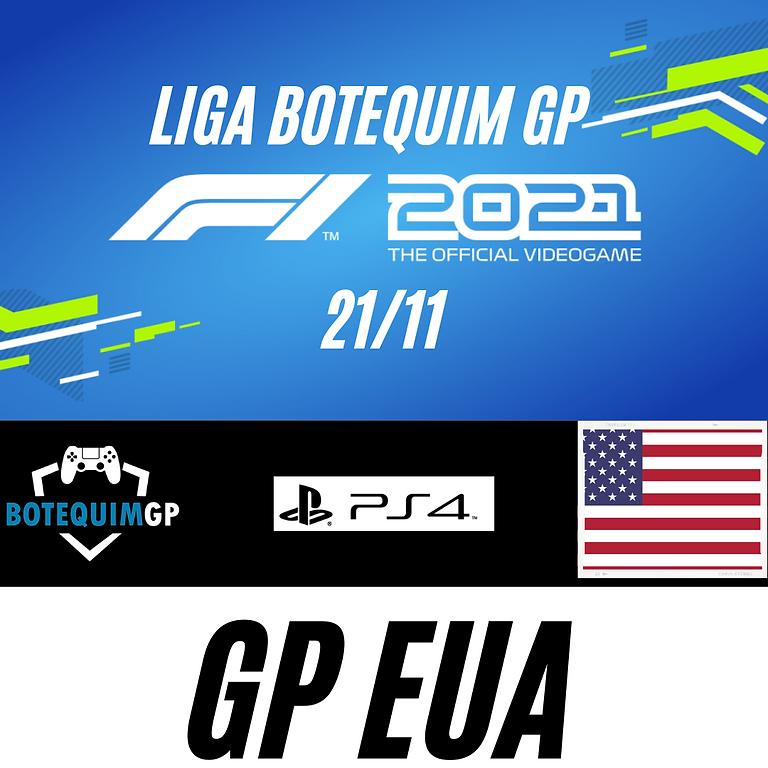 GP ESTADOS UNIDOS - LIGA BOTEQUIM GP F1 2021
