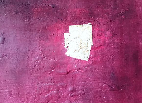 Broken / 40 inches x 48 inches