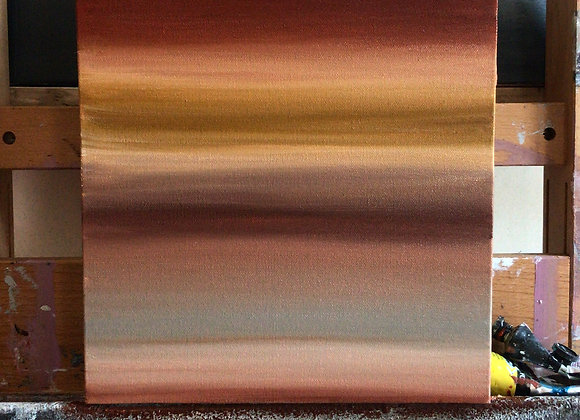Bands of lights /12 inches x 12 inches