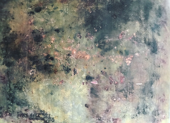 Enchantment / 40 inches x 48 inches