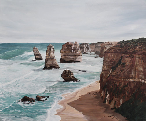 The 12 Apostles Limited Edition Print