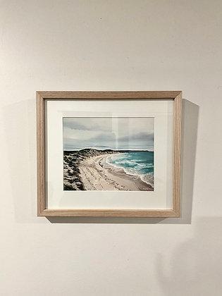 Breamlea Beach Artist Proof