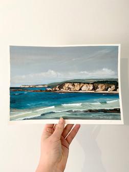 May Painting #1 Torquay