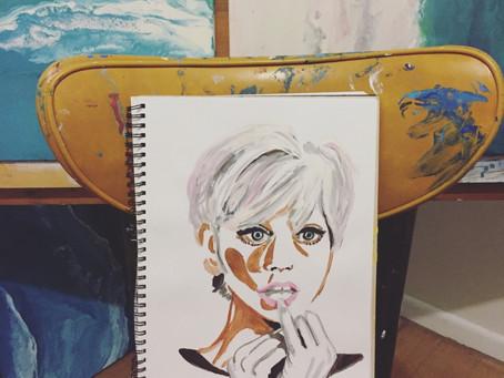 My Art Journey Thus Far - Nic Circa 2016
