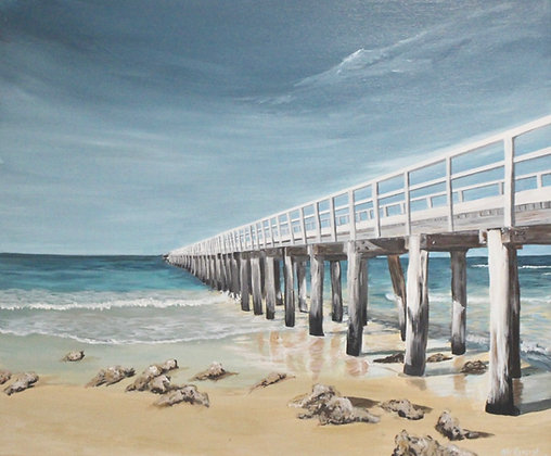 Point Lonsdale Pier Limited Edition Print