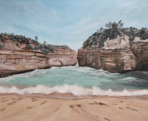 Loch Ard Gorge Limited Edition Print