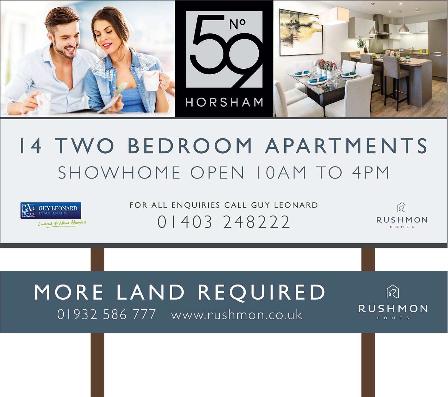 RUSHMON HOMES - 59 HORSHAM