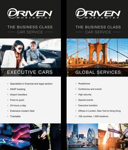 DRIVEN WORLDWIDE