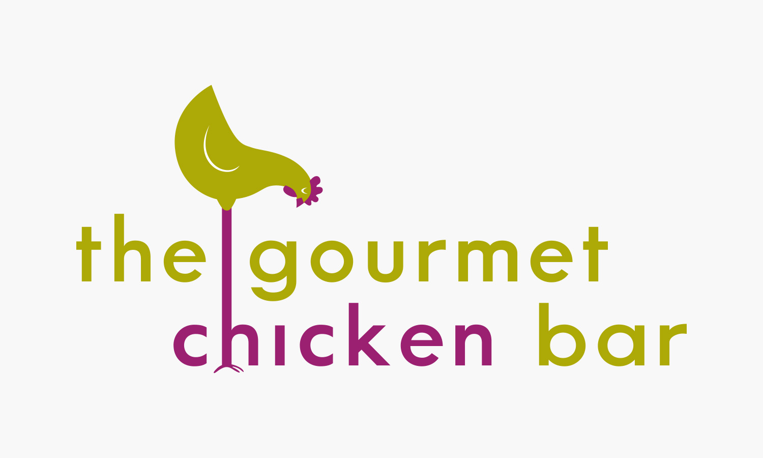 THE GOURMET CHICKEN BAR