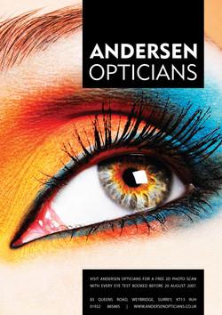 ANDERSEN OPTICIANS