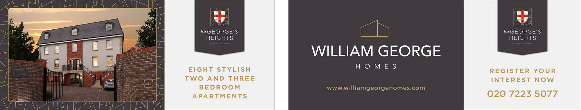 WILLIAM GEORGE HOMES