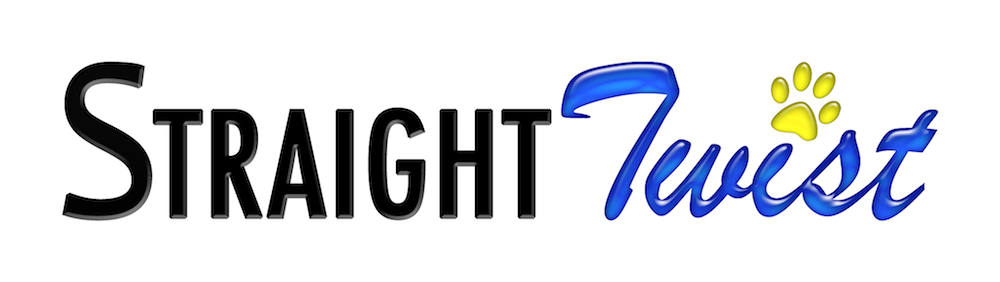 Straight Twist Logo Animal Welfare