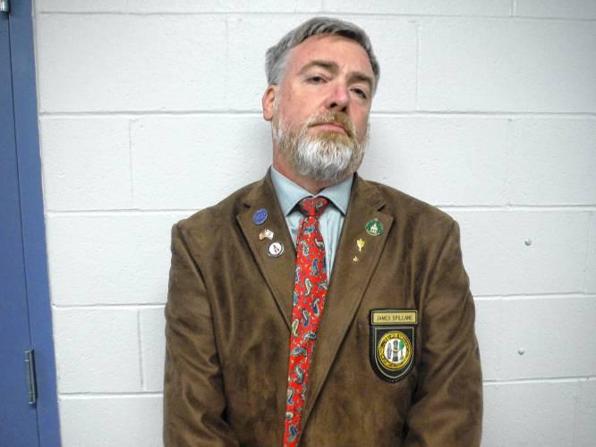 House Representative, James Spillane Arrested, 2nd DWI