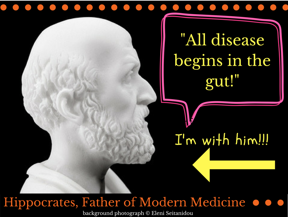 Hippocrates, father of modern medicine