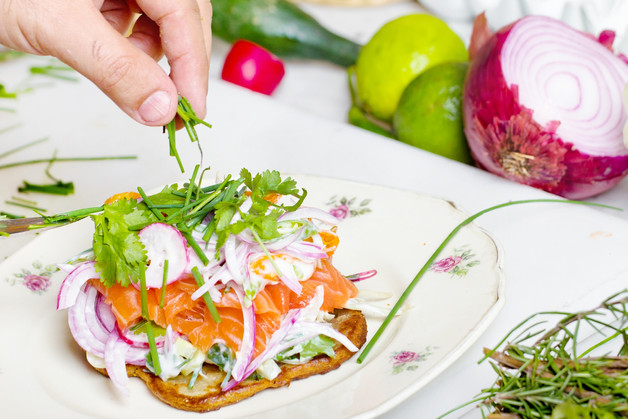 Upcoming Nutrition Class, Eat Your Way to Better Health