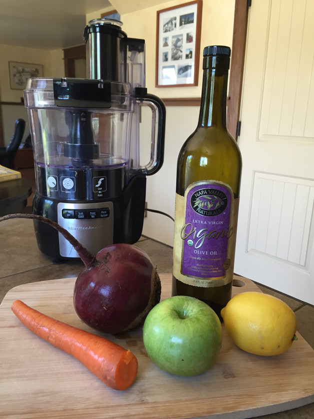 An easy recipe to aid digestion that is good for your liver too!