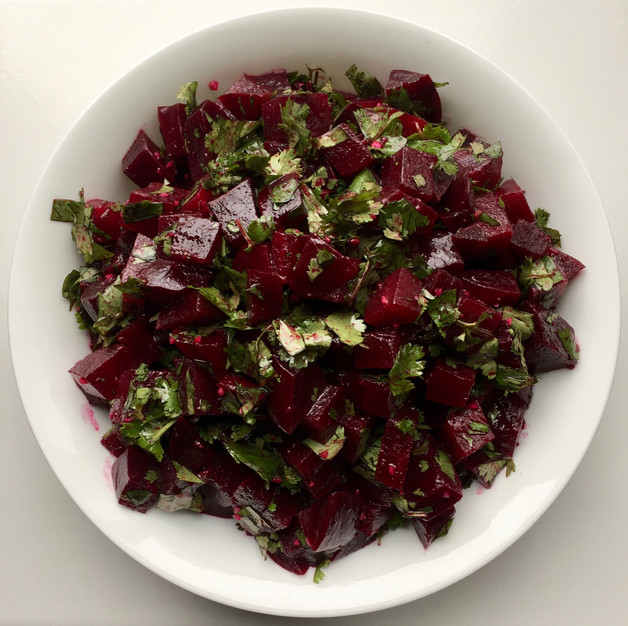 Cleansing Beet Salad Recipe
