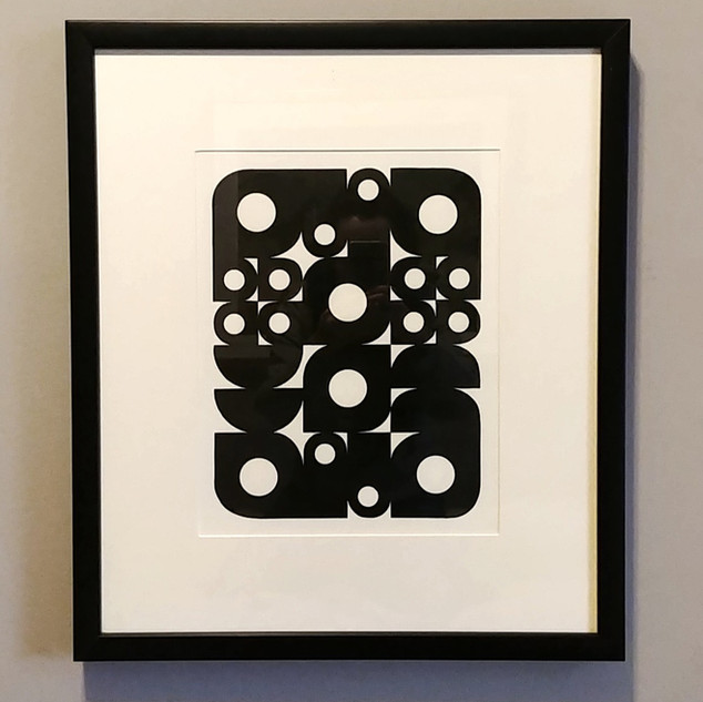 Introspection II / Study in Black
