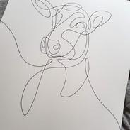 Cow - Commission
