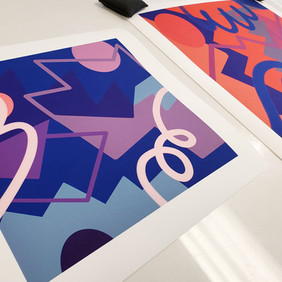Giclee Print Options Available