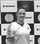 Angela McMillan Aerobic Coach