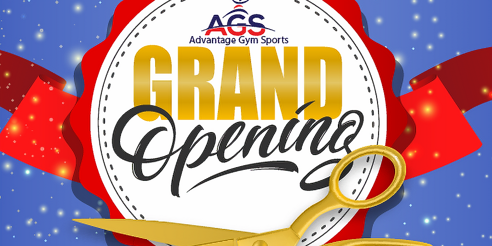 Advantage Gym Sports Open Day