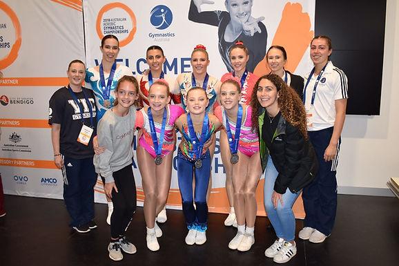 National Championships 2018