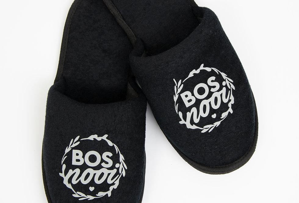 BosNooi Pantoffels