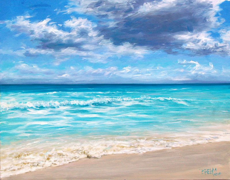 Yucatan Coastline II