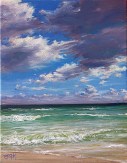 Gulf Coast Afternoon