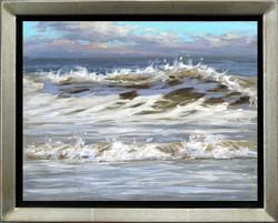 Waves From Isaias IIII