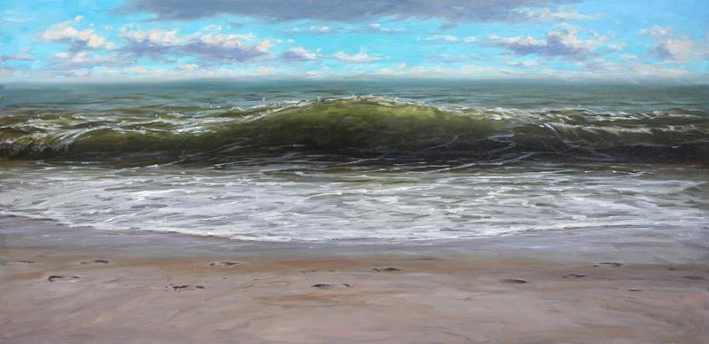 Wide Wave Break