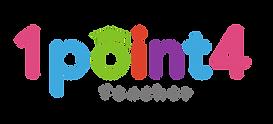 1Point4 Teacher Logo New PNG.png