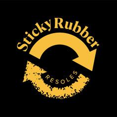 Sticky Rubber Resoles Logo
