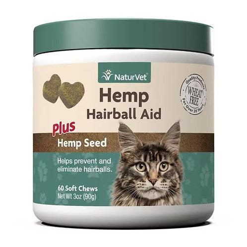 Hemp Cat Hairball Aid Soft Chew