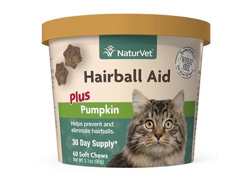 NatureVet Hairball Aid